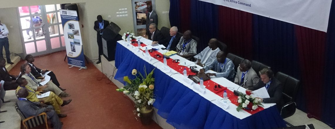 U.S. Collaborating on Solutions to West African Environmental Challenges